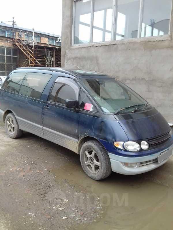 Toyota Estima Lucida, 1993 год, 90 000 руб.