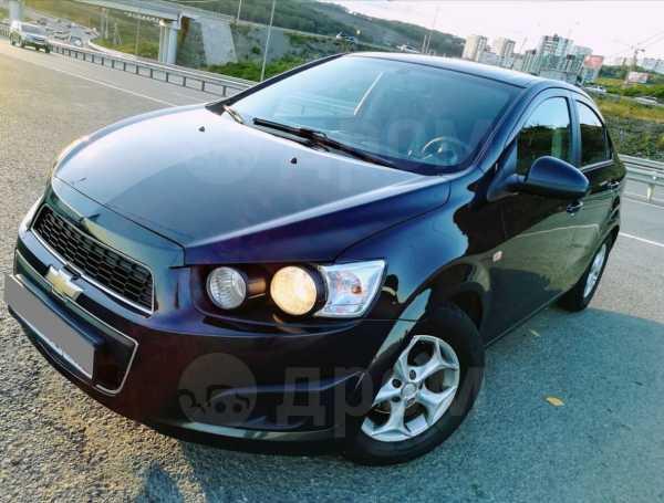 Chevrolet Aveo, 2012 год, 420 000 руб.
