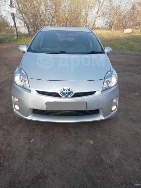 Toyota Prius, 2010 год, 635 000 руб.