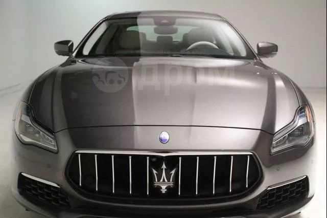 Maserati Quattroporte, 2018 год, 8 900 000 руб.