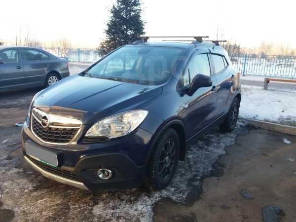 Opel Mokka, 2013 год, 750 000 руб.