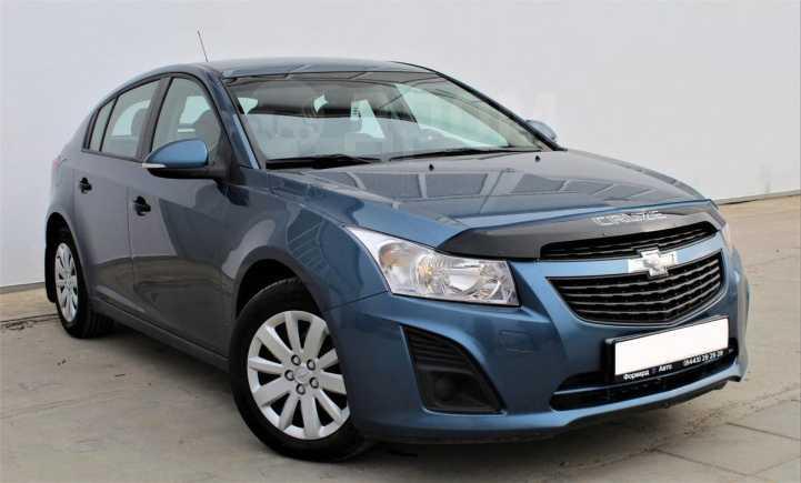 Chevrolet Cruze, 2014 год, 479 990 руб.