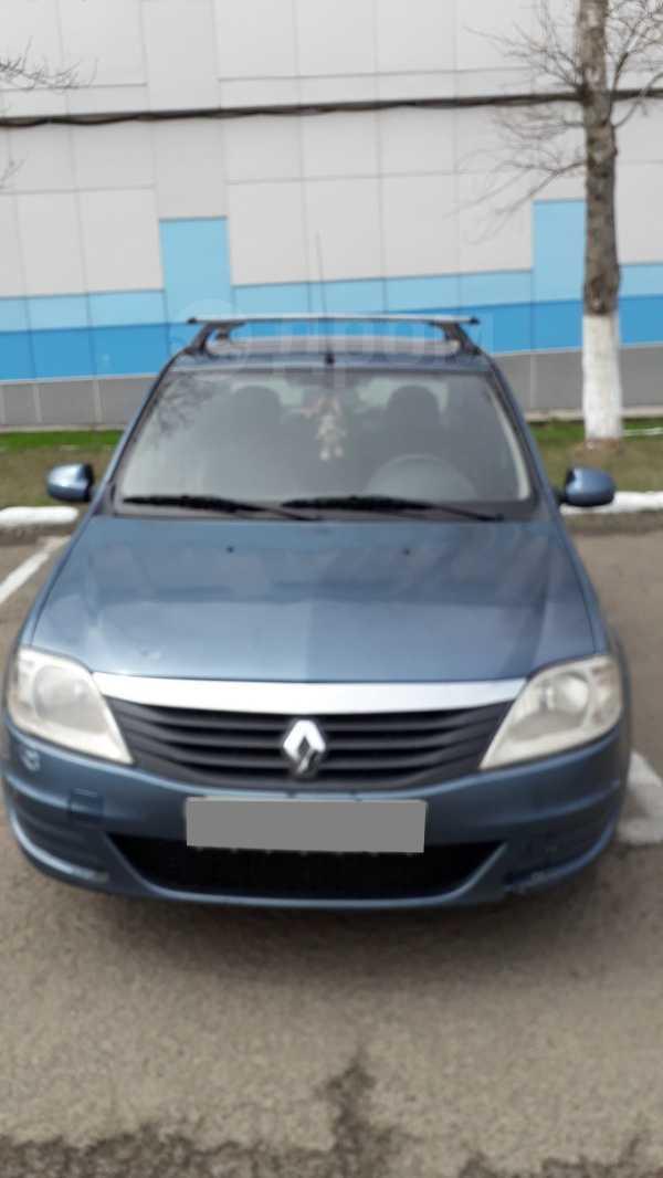 Renault Logan, 2010 год, 215 000 руб.