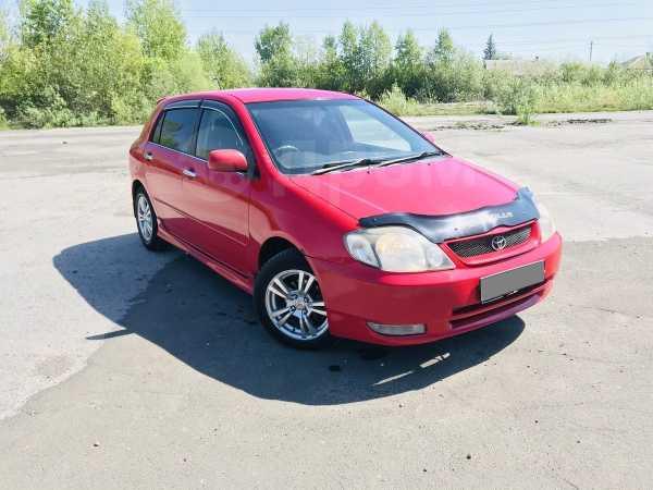 Toyota Allex, 2001 год, 299 000 руб.