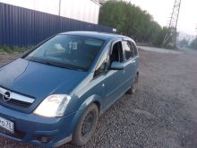 Томск Opel Meriva 2007