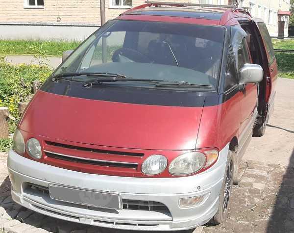 Toyota Estima Lucida, 1997 год, 239 000 руб.