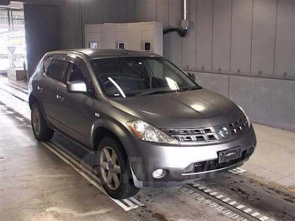 Nissan Murano, 2005 год, 368 000 руб.