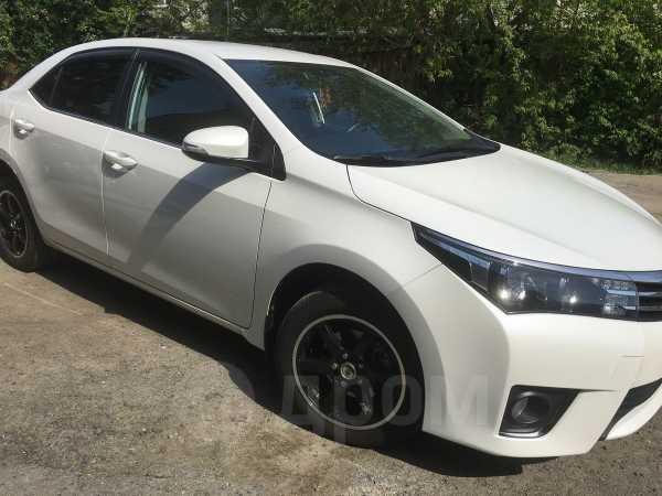 Toyota Corolla, 2016 год, 1 070 000 руб.