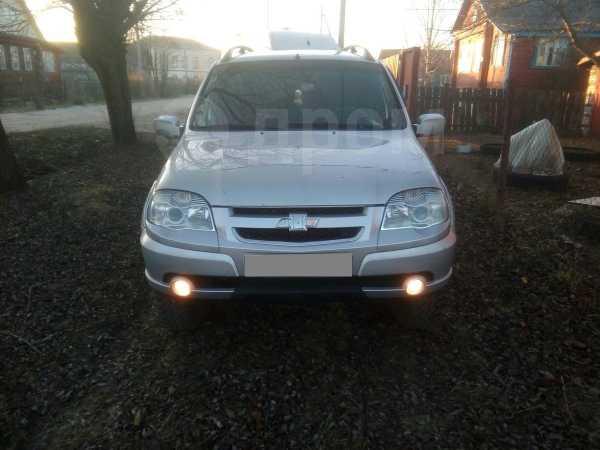 Chevrolet Niva, 2010 год, 250 000 руб.