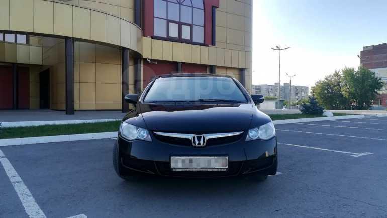 Honda Civic, 2008 год, 379 000 руб.