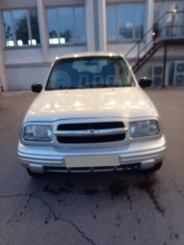 Chevrolet Tracker, 2001 год, 360 000 руб.