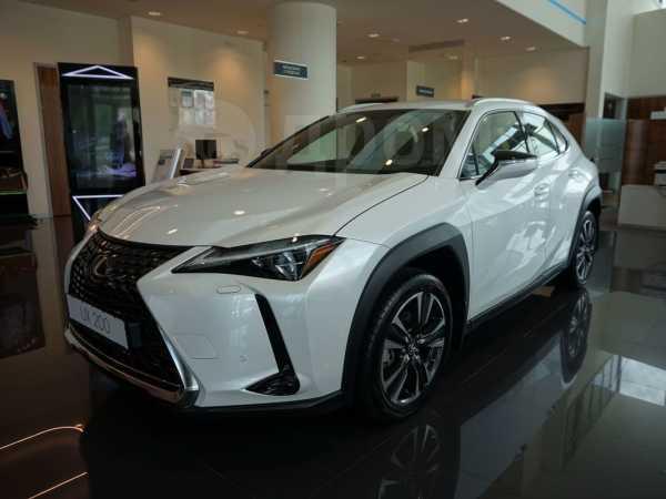 Lexus UX200, 2019 год, 3 033 000 руб.