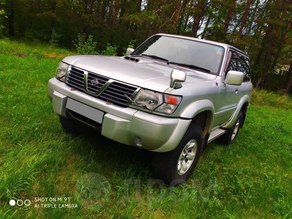 Nissan Safari, 2000 год, 910 000 руб.