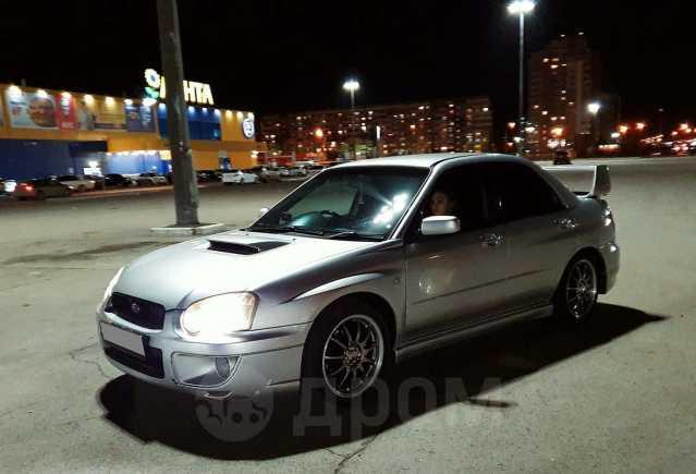 Subaru Impreza WRX, 2003 год, 590 000 руб.
