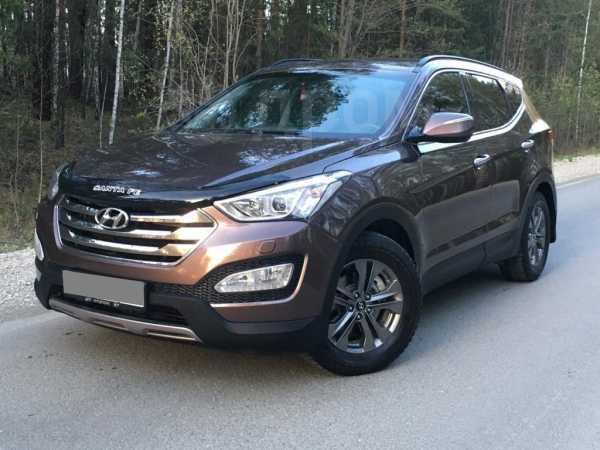 Hyundai Santa Fe, 2012 год, 1 035 000 руб.