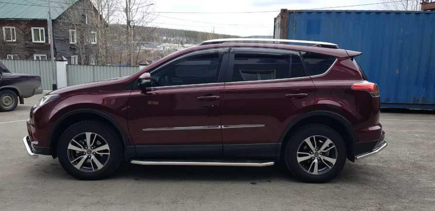 Toyota RAV4, 2017 год, 1 800 000 руб.