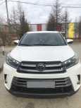 Toyota Highlander, 2017 год, 2 900 000 руб.