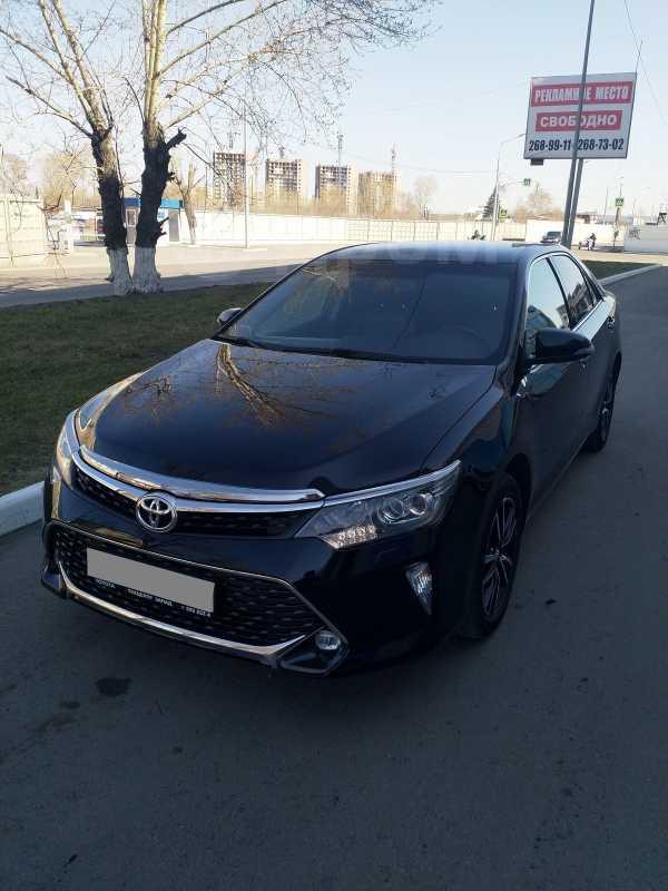 Toyota Camry, 2017 год, 1 447 000 руб.