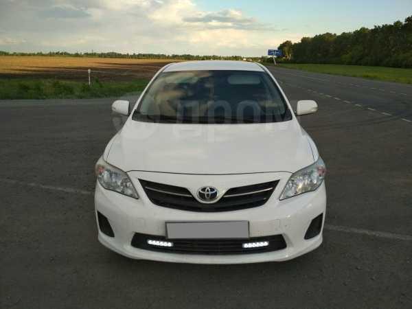 Toyota Corolla, 2012 год, 655 000 руб.