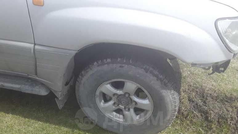 Toyota Land Cruiser, 2001 год, 700 000 руб.
