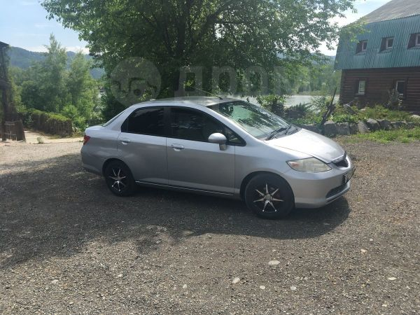 Honda Fit Aria, 2002 год, 260 000 руб.