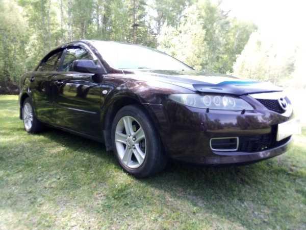 Mazda Mazda6, 2007 год, 365 000 руб.