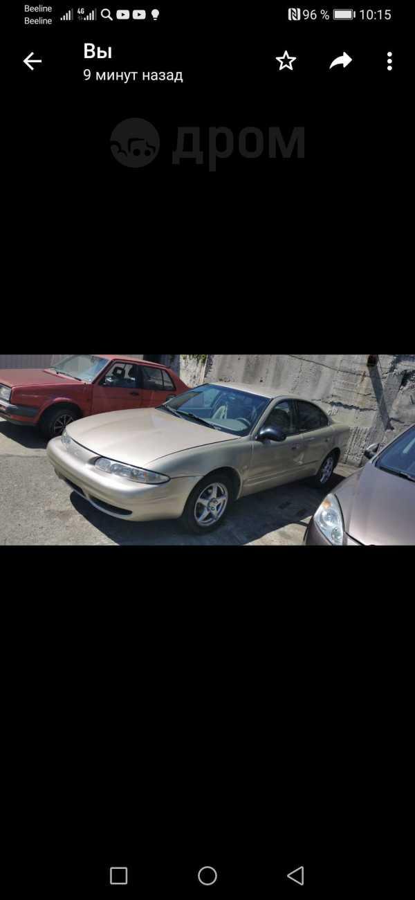 Chevrolet Alero, 2001 год, 90 000 руб.