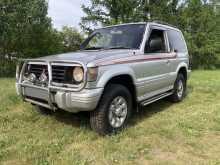 Барнаул Pajero 1991