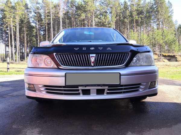 Toyota Vista, 2002 год, 319 000 руб.