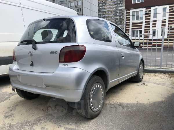 Toyota Yaris, 2001 год, 165 000 руб.