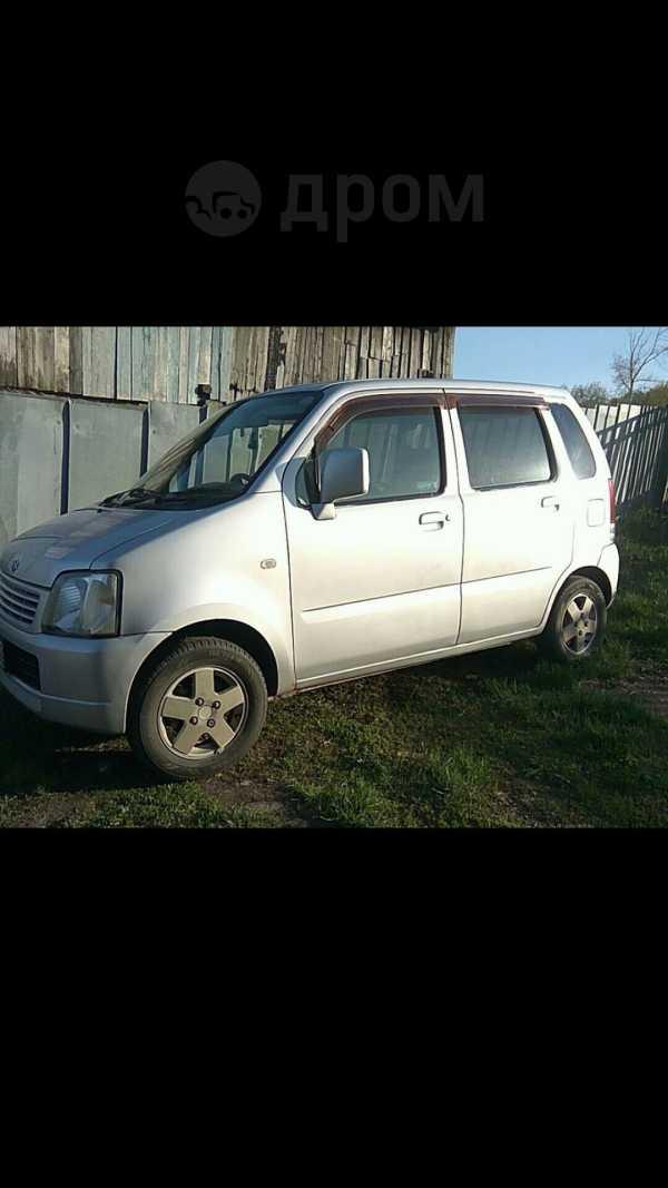 Suzuki Wagon R, 2003 год, 165 000 руб.