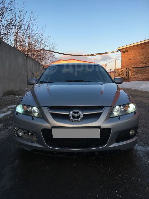Mazda Mazda6 MPS, 2006 год, 335 000 руб.