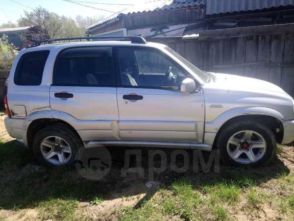 Suzuki Grand Vitara, 2002 год, 250 000 руб.