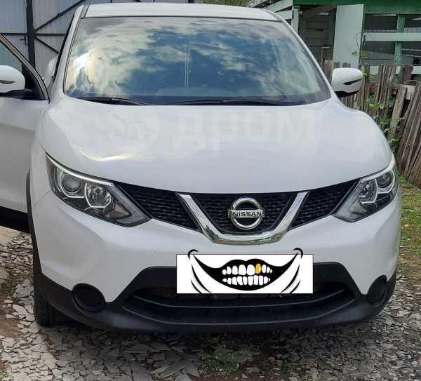 Nissan Qashqai, 2016 год, 1 045 000 руб.