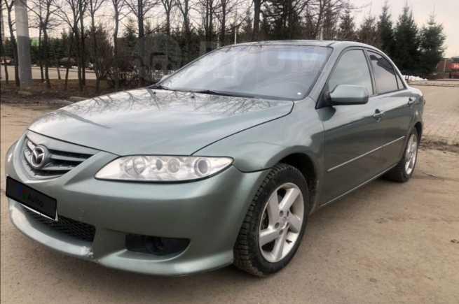 Mazda Mazda6, 2004 год, 249 000 руб.