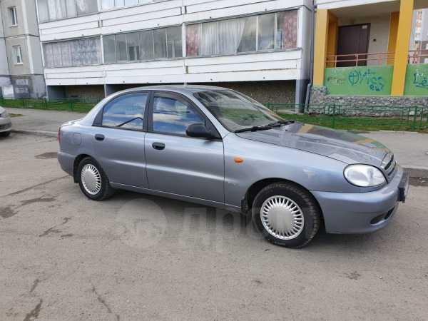 Chevrolet Lanos, 2006 год, 127 000 руб.