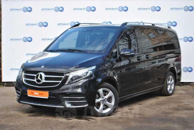 Mercedes-Benz V-Class, 2018 год, 4 199 000 руб.