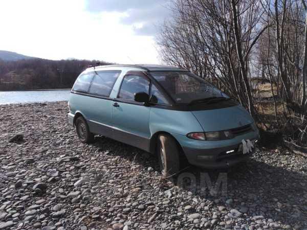 Toyota Estima Lucida, 1992 год, 220 000 руб.