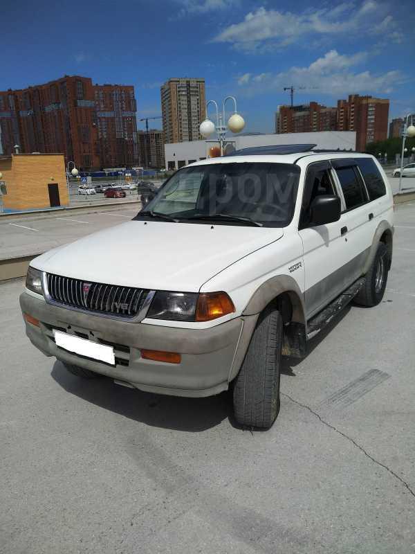 Mitsubishi Montero Sport, 1996 год, 280 000 руб.