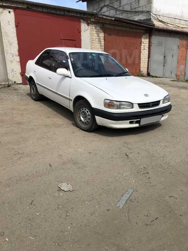 Toyota Corolla, 1996 год, 93 000 руб.