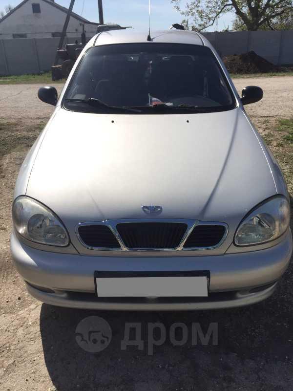 Daewoo Sens, 2003 год, 185 000 руб.