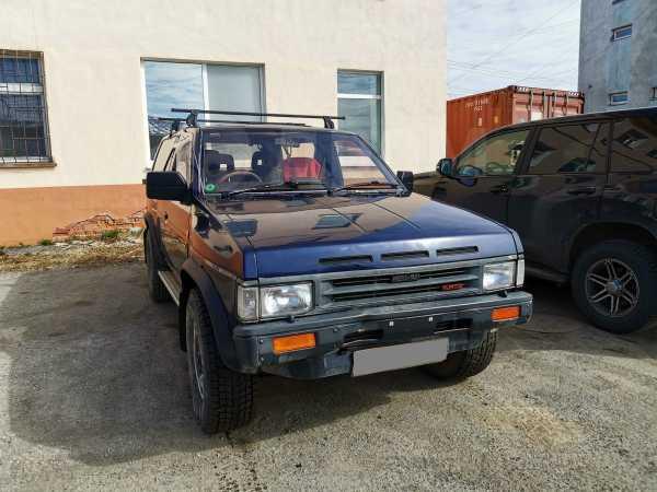 Nissan Terrano, 1990 год, 205 000 руб.