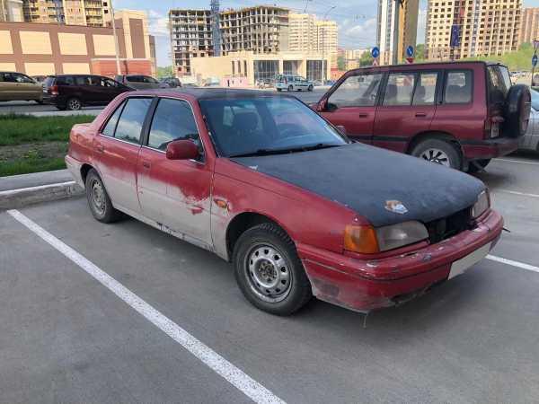 Hyundai Sonata, 1992 год, 99 800 руб.