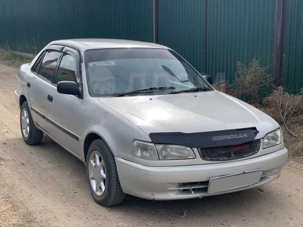 Toyota Corolla, 1999 год, 178 000 руб.
