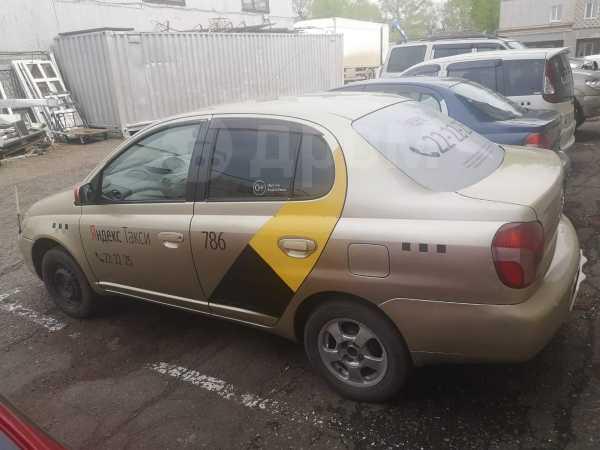 Toyota Platz, 2000 год, 300 000 руб.