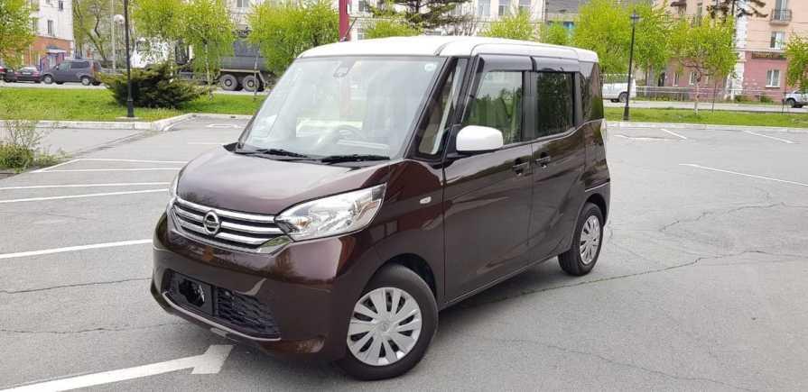 Nissan DAYZ Roox, 2015 год, 399 000 руб.