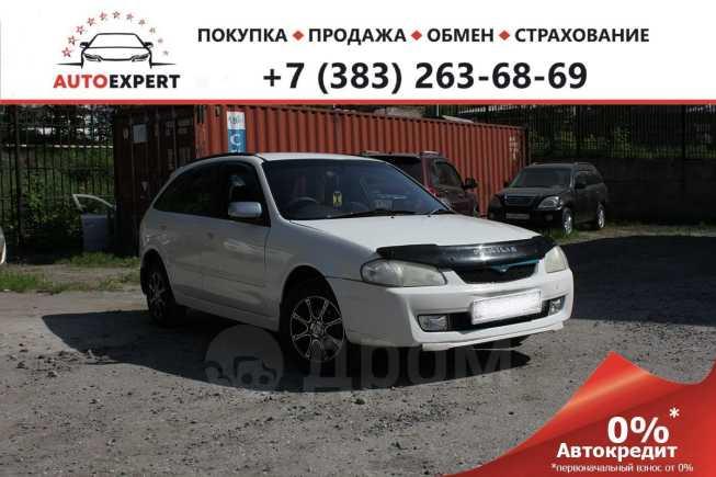 Mazda Familia S-Wagon, 1999 год, 159 000 руб.