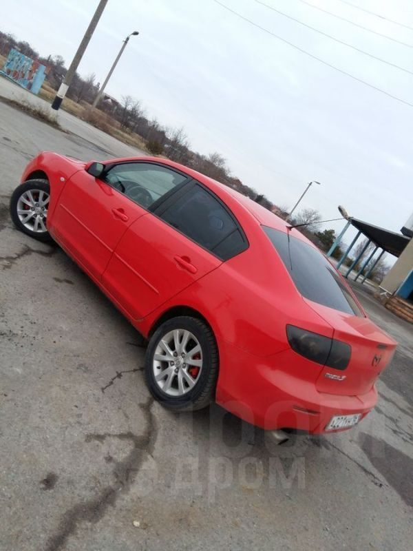Mazda Mazda3, 2007 год, 345 000 руб.