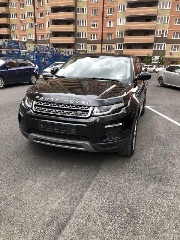 Land Rover Range Rover Evoque, 2017 год, 1 850 000 руб.