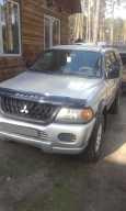 Mitsubishi Montero Sport, 2002 год, 340 000 руб.